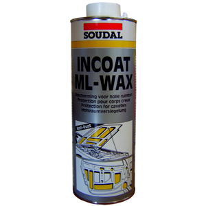 Soudal In-Coat ML Wax
